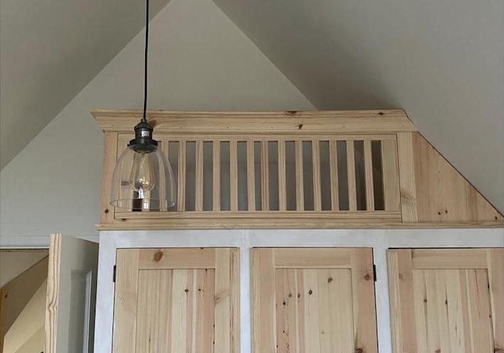 Cottage Installation